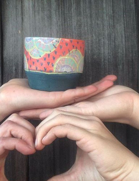 When you ask your friends to model cups and this is what love they share.jpg