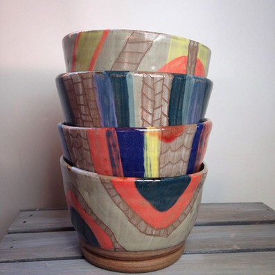 Stack of Bowls, 2015