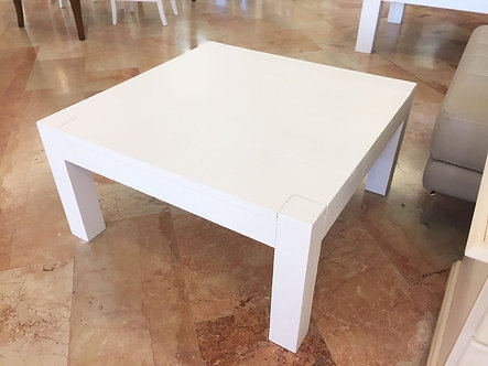LQG023 - Tavolino in abete spazzolato