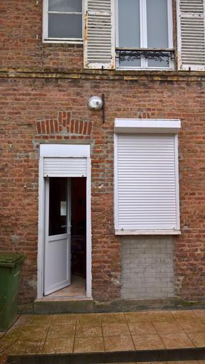 Rénovation arrière cour - entrée maison avant