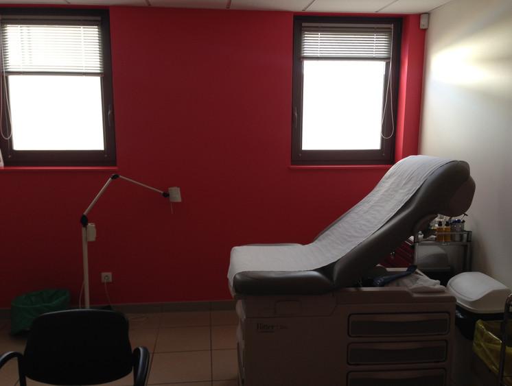Maison de santé Poix de Picardie : Cabinet