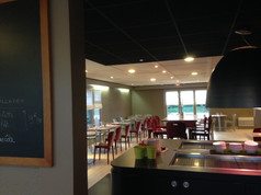 Inter hôtel restaurant - intérieur