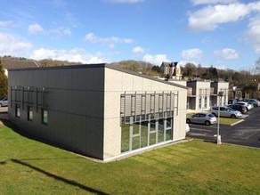 Maison de santé Poix de Picardie : Parc