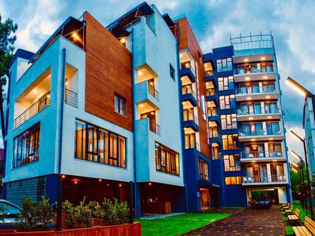 #HotelResoluteShekvetili