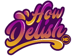 How Delish HD Logo