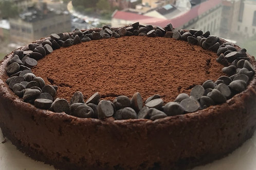 Gluten Free Chocolate Cheesecake