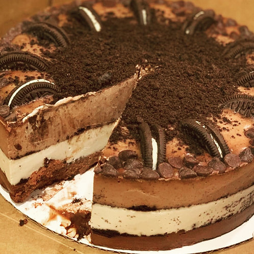 Cookies N Cream Ice Cream Cake