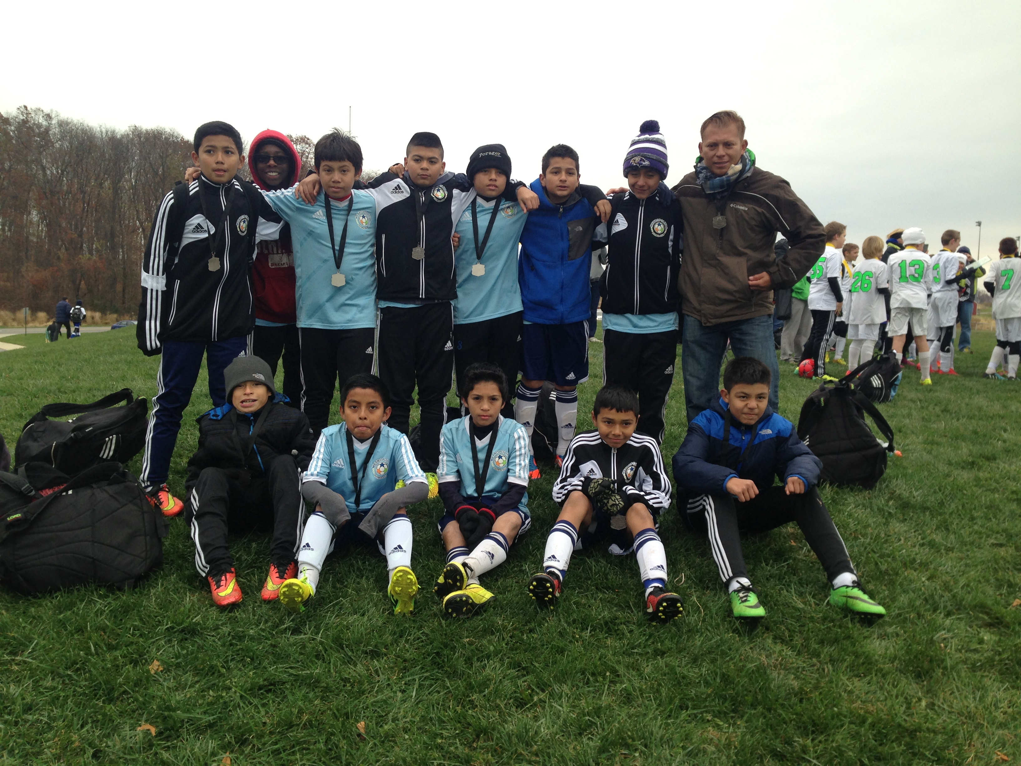 2014 Columbia Fall Classic -2nd Plac