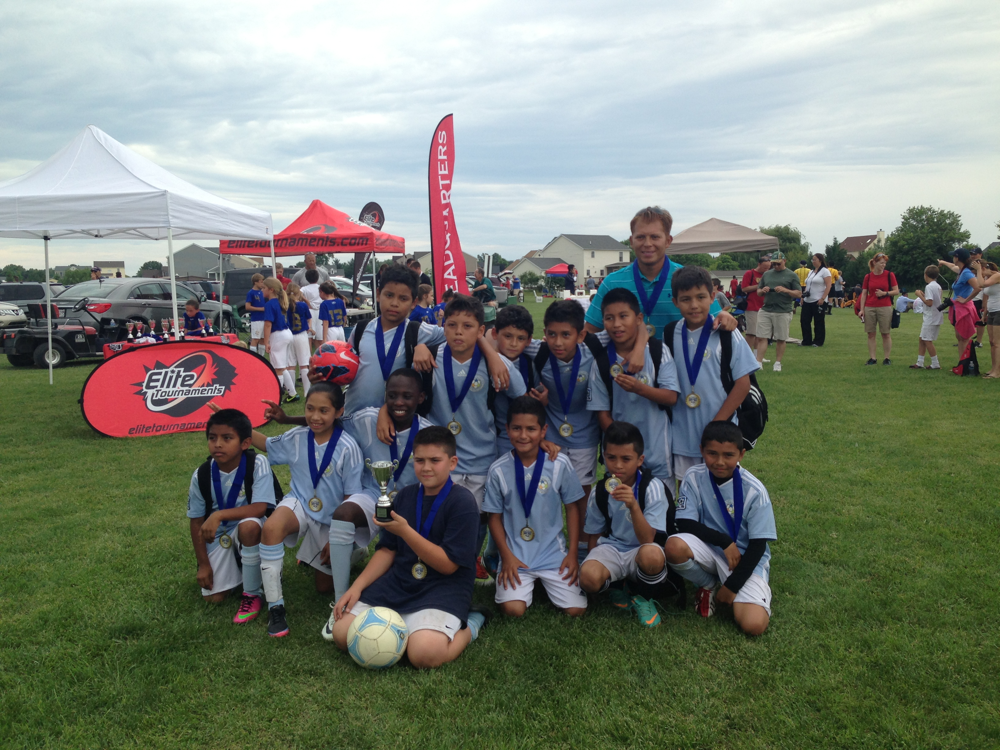 Mason Dixon Cup 2013 - Champions