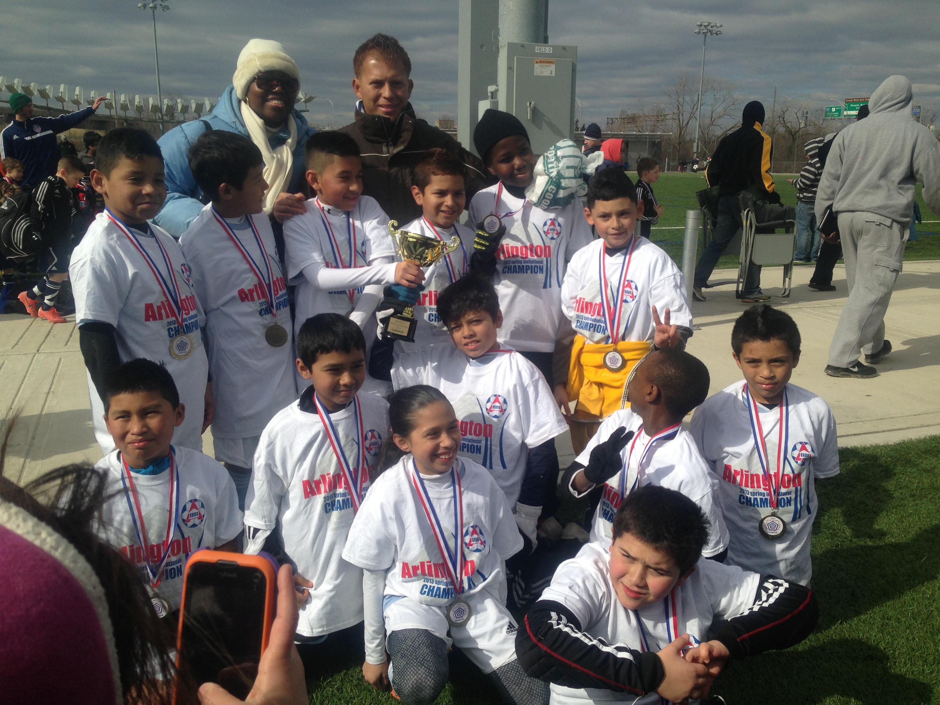 2013 Arlington VA - Champions