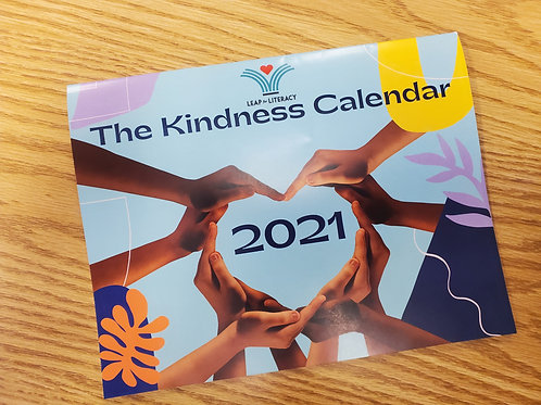 The 2021 Kindness Calendar
