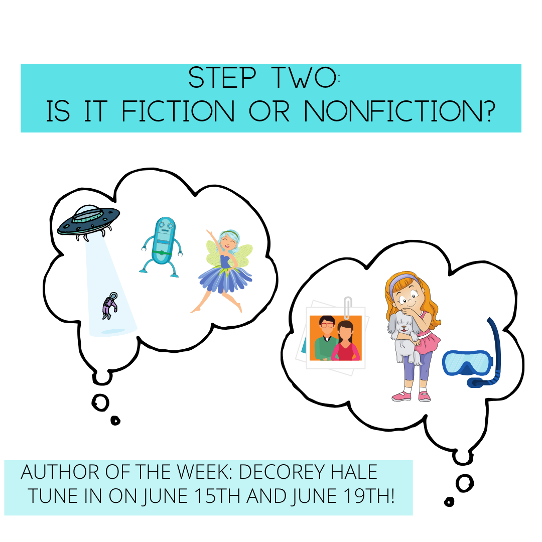 Step Two_ Is it Fiction Or Nonfiction_ (