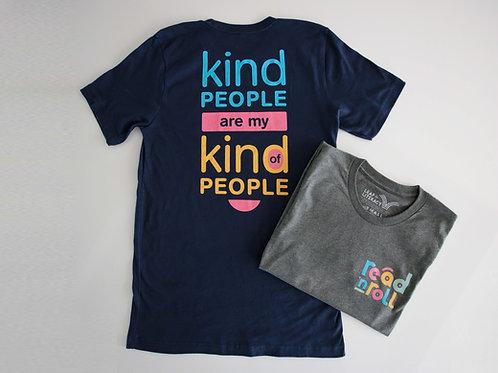 """""""Kind People"""" Tee"""