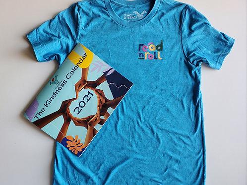 """Cool Kid Tee+Calendar """"Bundle"""""""