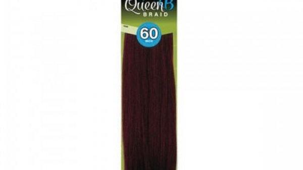 Queen B Braiding Hair 60 in