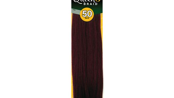 Queen B Braiding Hair 50 in