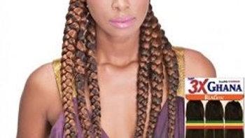 Ghana 3X Braid