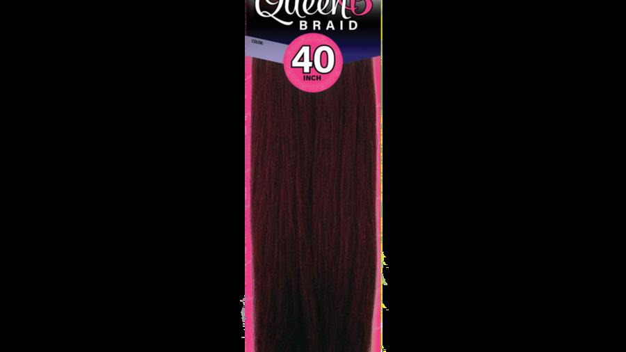 Queen B Braiding Hair 40 in
