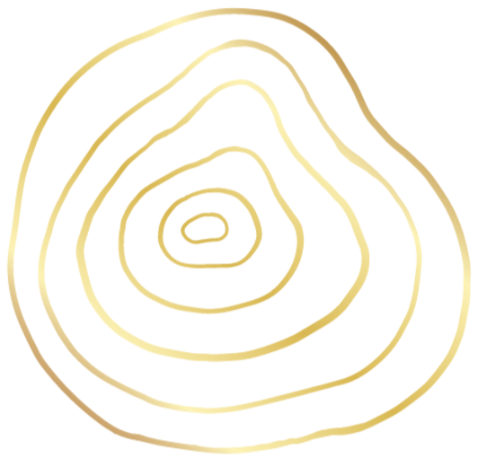 Gold ripple vector. Gold lines vector. Gold abstract vector.