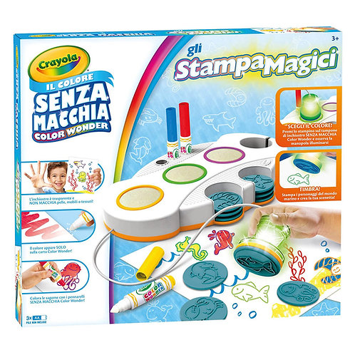 STAMPA MAGICI COLOR WONDER 25-0271