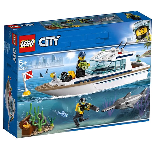 60221 YACHT PER IMMERSIONI