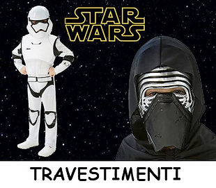 Star Wars Travestimenti