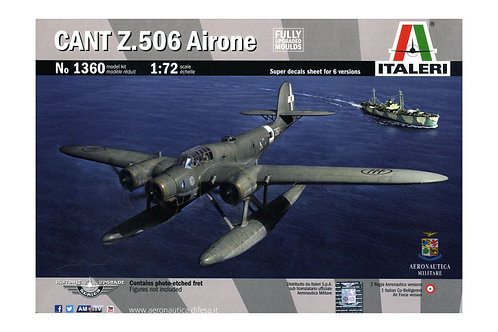1360 - CANT Z.506 AIRONE 1:72