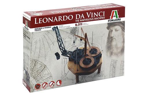 3111 - OROLOGIO A PENDOLO VOLANTE LEONARDO