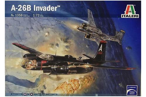 1358 - A-26 B INVADER 1:72