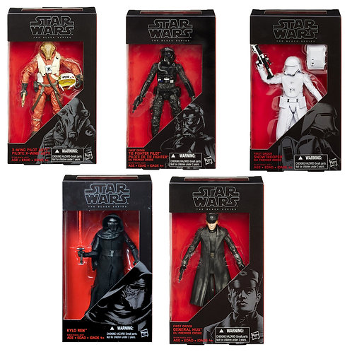 B3824 STAR WARS PERS. BLACK SERIES