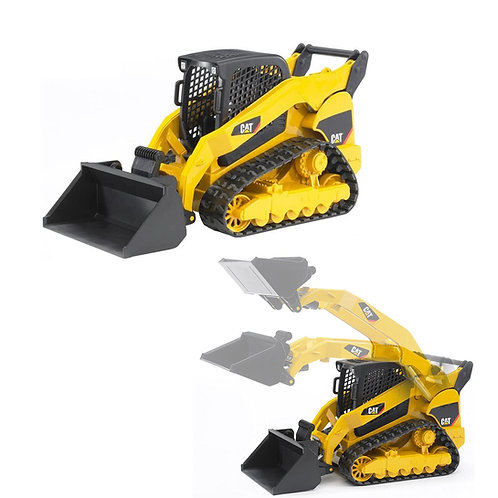 02136 CAT COMPACT TRACK LOADER