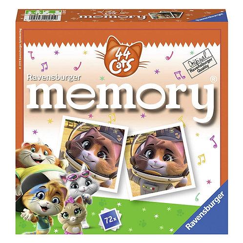 MEMORY 44 GATTI