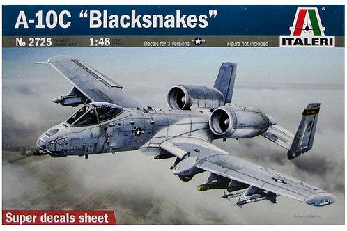 """2725 - A-10C """"BLACKSNAKES"""""""