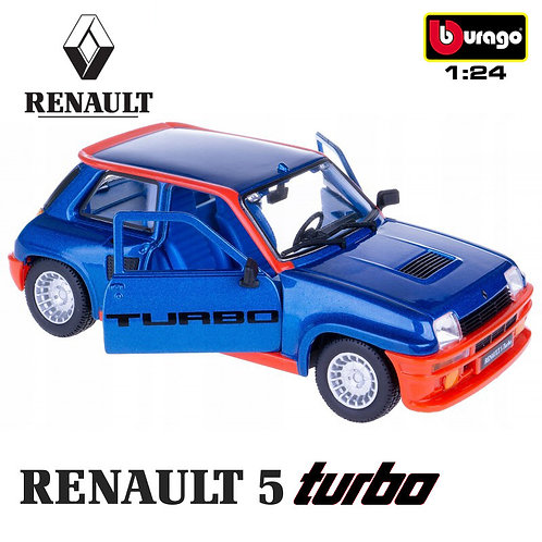 1:24 RENAULT R5 TURBO BURAGO