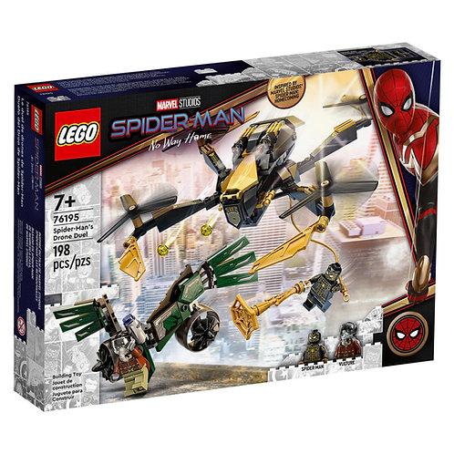 76195 DUELLO CON IL DRONE DI SPIDERMAN