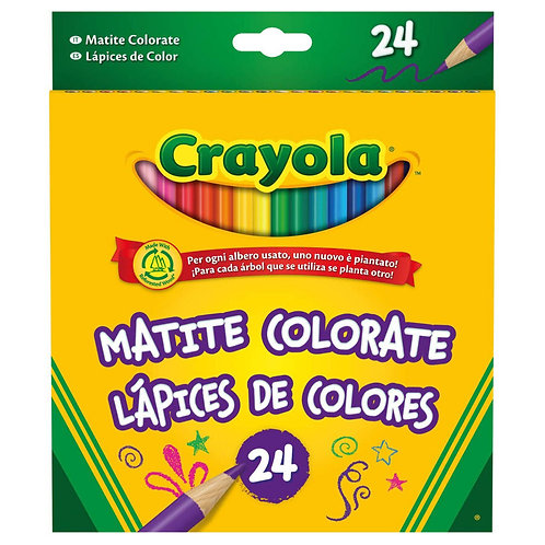 24 MATITE COLORATE 3624