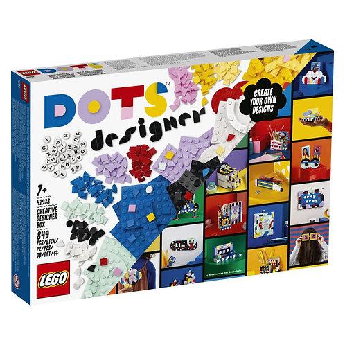 41938 DOTS DESIGNER BOX CREATIVE