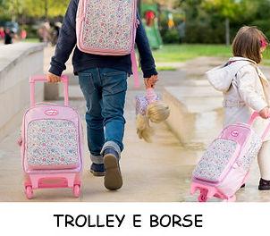 Trolley e borse