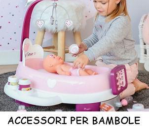 Accessori per Bambole