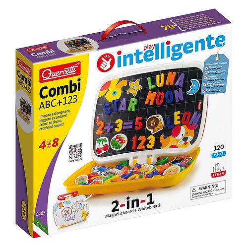 COMBI ABC + 123 LAVAGNA MAGNETICA 5285