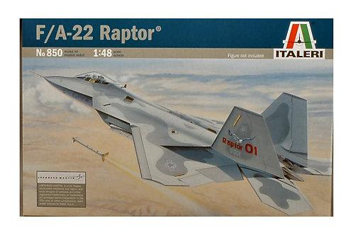 0850 - F/A-22 RAPTOR 1:48
