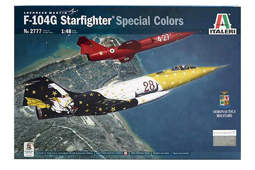 2777 - F-104 G STARFIGHTER SPECIAL COLORS