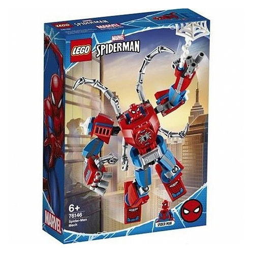 76146 MECH SPIDERMAN