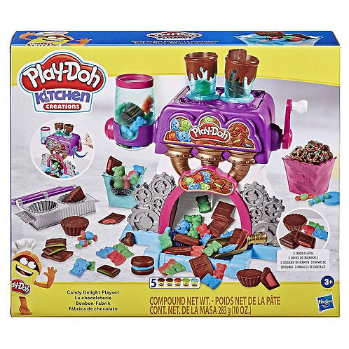 PLAY-DOH CANDY PLAYSET E9844