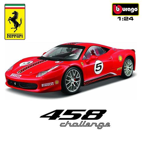 1:24 FERRARI 458 CHALLENGE BURAGO
