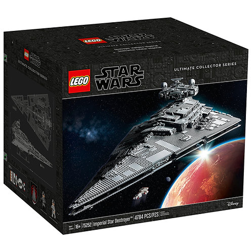 75252 IMPERIAL STAR DESTROYER ULTIMATE COLLECTOR