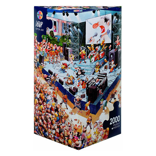 PUZZLE 2000 PEZZI OPEN AIR BY LOUP