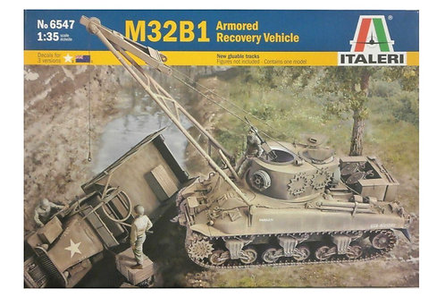 6547 - M32B1 ARMORED RECOVERY VEHICLE 1:35