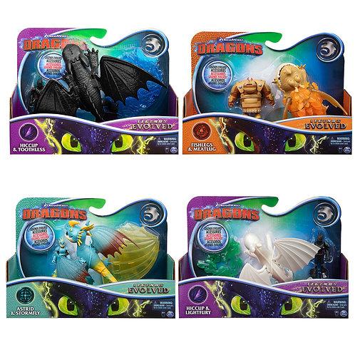 DRAGONS DRAGHI ASSORTITI 6045112