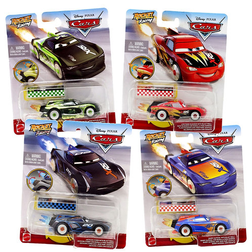CARS XRS ROCKET RACERS GKB87